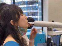 """Compañía de Melbourne que desarrolla la """"prueba de aliento"""" COVID-19 que arroja resultados en solo tres minutos"""