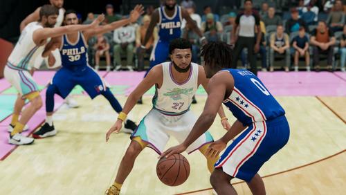 NBA 2K22 es una simulación de baloncesto casi perfecta